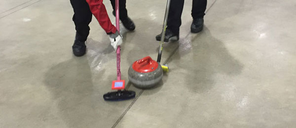 Four Foot Curling Camps